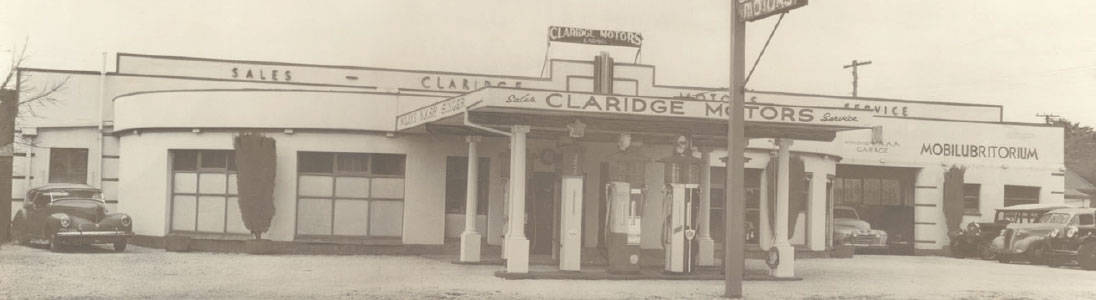 Advertising agency Adelaide, Claridge Motors
