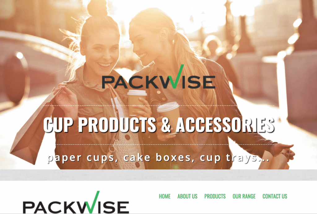Packwise Website | Marketing Catalyst