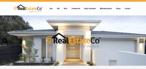 @RealestateCo Website | Marketing Catalyst